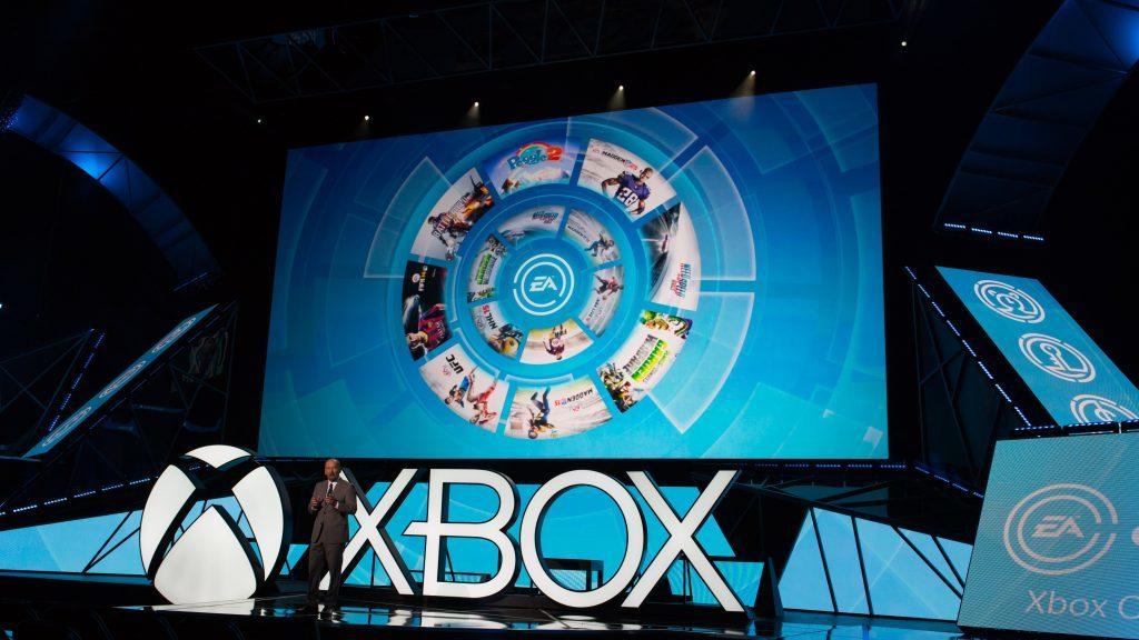 EA Access на Xbox One