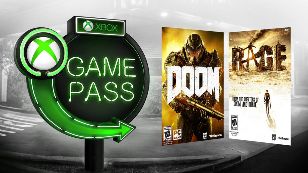 Xbox Game Pass QuakeCon 2018