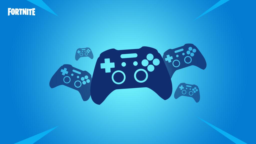 Fortnite Mobile получила поддержку контроллера Xbox One