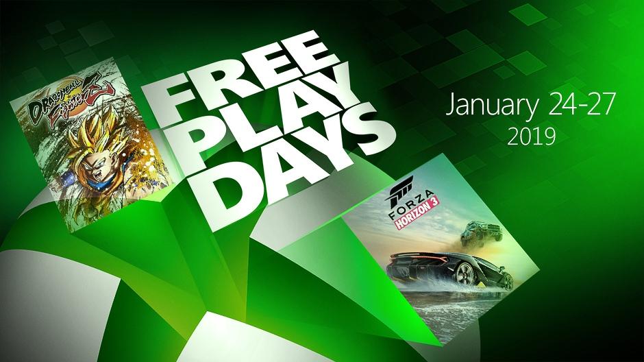 Free Plays Day Forza Horizon
