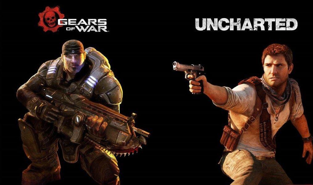 Gears of War Uncharted