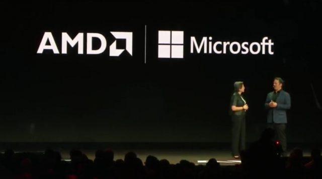 amd microsoft