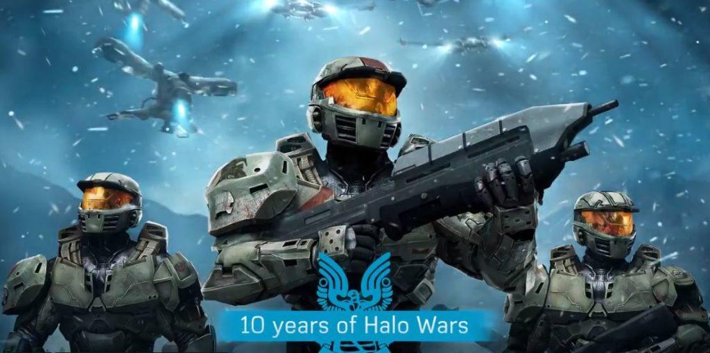 Halo wars 10 yaers