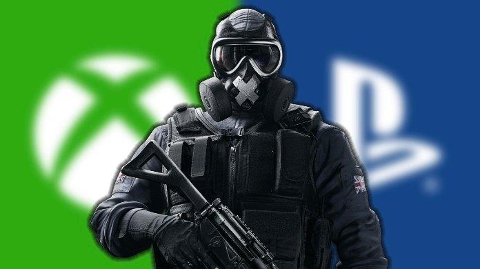 кросс-плэй Tom Clancy's Rainbow Six Siege между Xbox One и PS4
