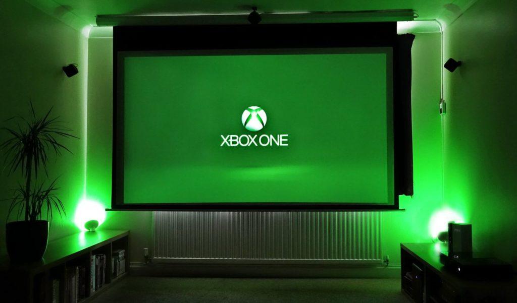 Xbox One Philips Hue