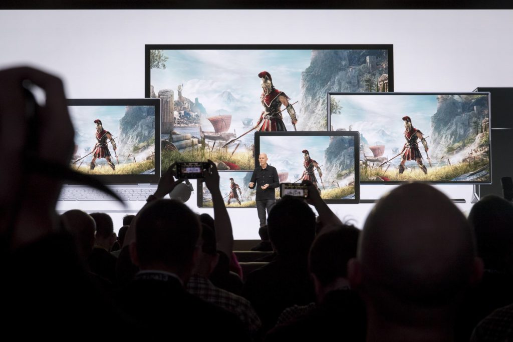 Assassin's Creed google stadia