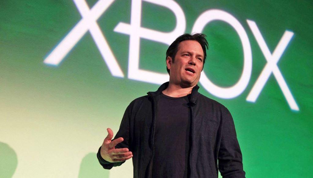 Глава Xbox Фил Спенсер (Phil Spencer)