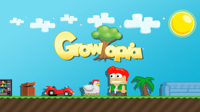 Growtopia Xbox One