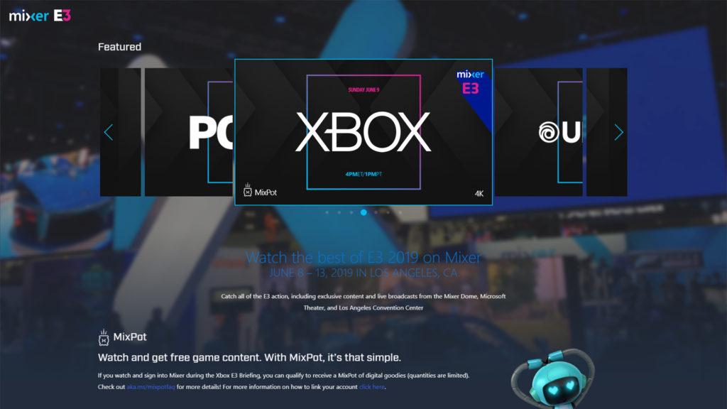 Mixer E3 Hub