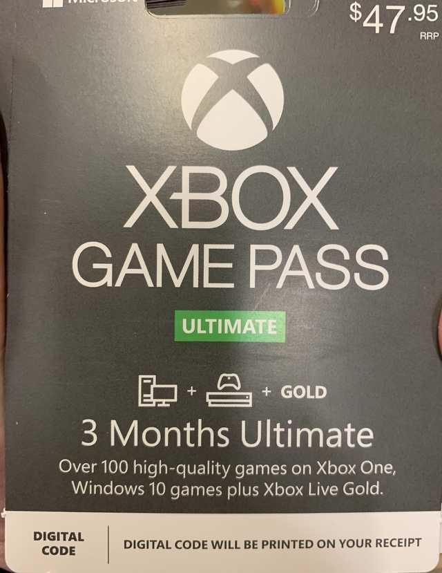 В сеть преждевременно попали дополнительные подробности. Так, стало известно, что подписка Xbox Game Pass на PC будет включена в пакет Xbox Game Pass Ultimate по цене 47,95$ за 3 месяца.
