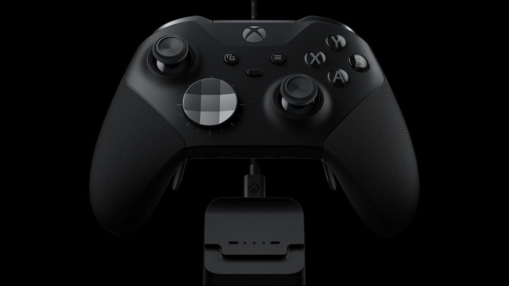 Док-станция зарядки Xbox One Elite Controller 2.0