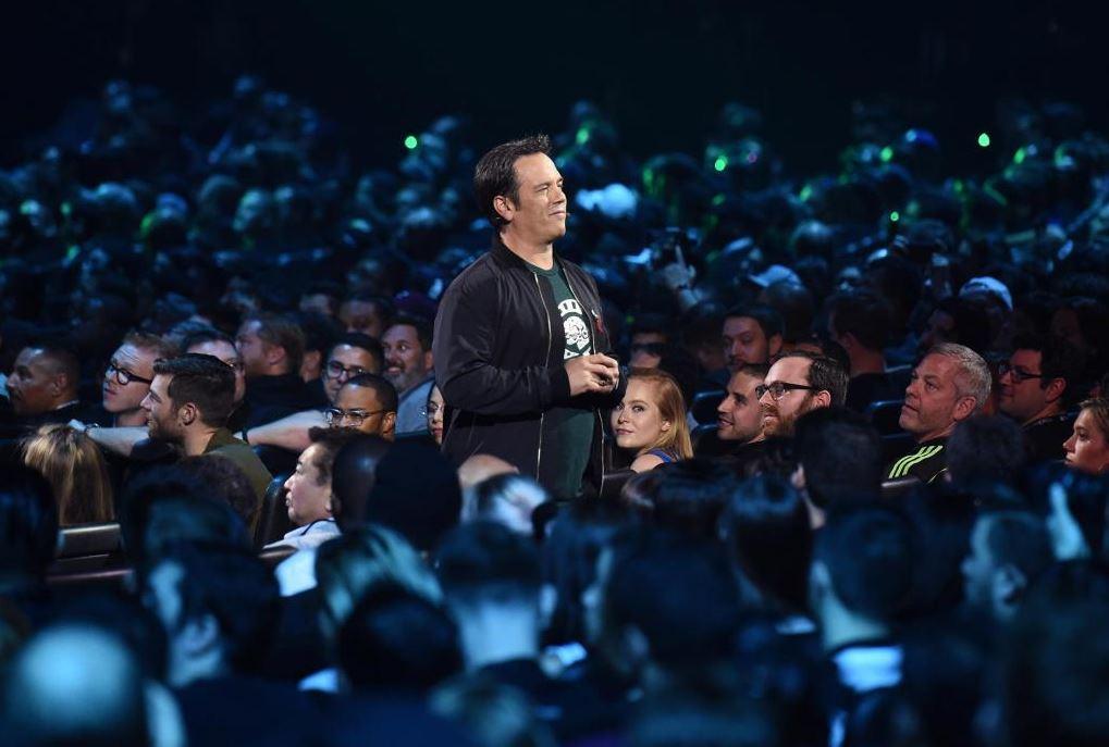 Фил Спенсер на E3 2019