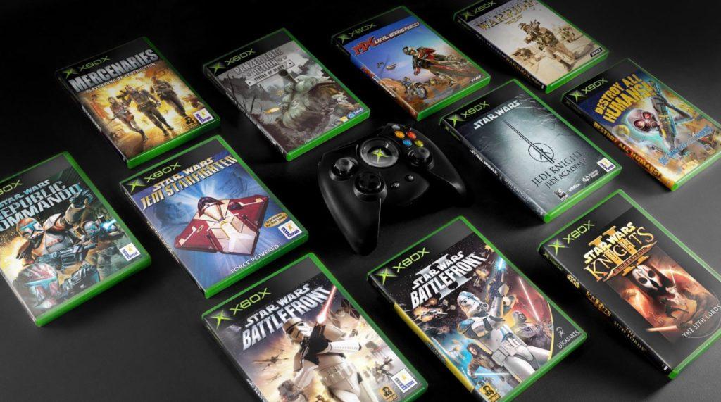 Обратная совместимость Xbox One