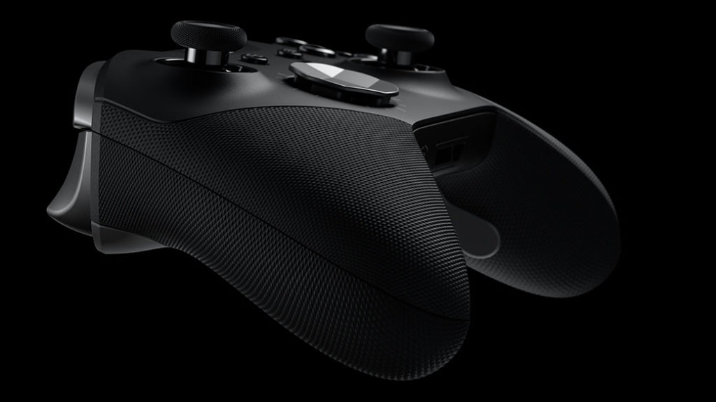 Резиновый корпус Xbox One Elite Controller 2.0