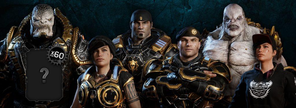 В Gears of War 4 стартовал ивент с разблокируемым контентом в Gears 5