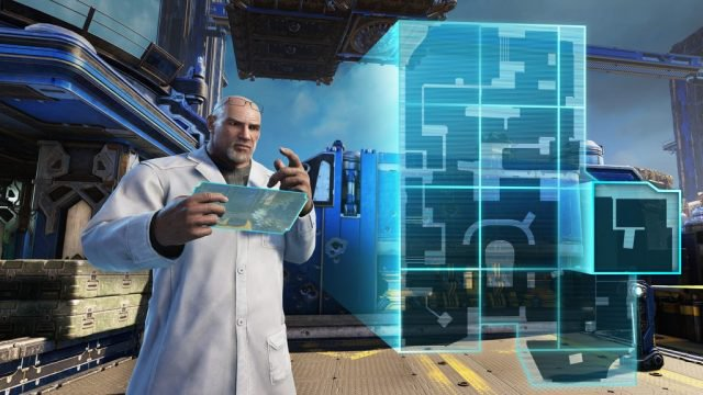 Впервые в истории Gears у игрока появится возможность создавать, играть и делиться собственными картами для режима Escape