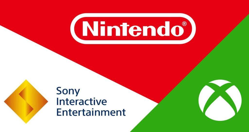 Xbox, Nintendo, PlayStation