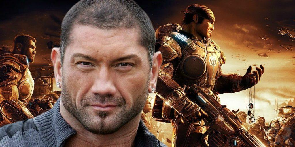 Дэйв Батиста попробовал все, чтобы сыграть в фильме по мотивам Gears of War