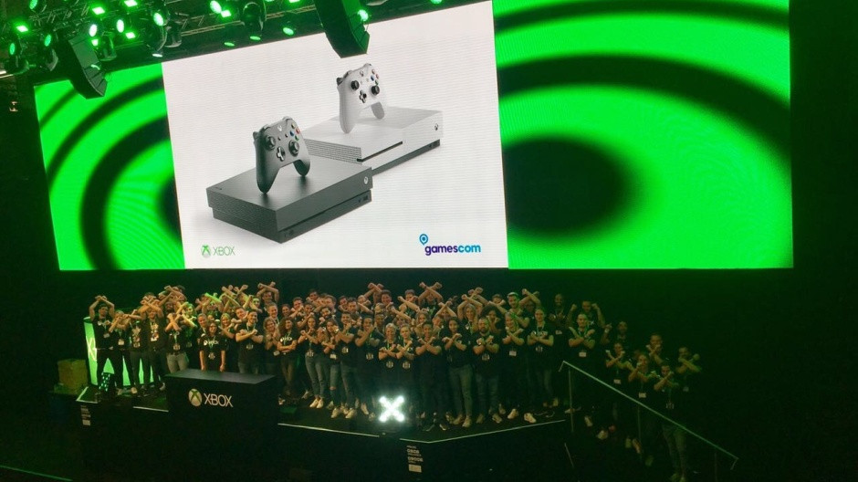 В этом году команда Xbox посетит Gamescom 2019
