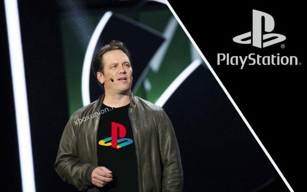 Фил Спенсер партнёрство с Sony направлено на развитие игровой индустрии