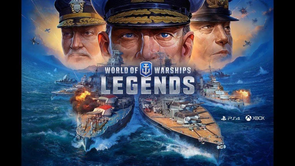 На Xbox One выпущена полная версия World of Warships Legends