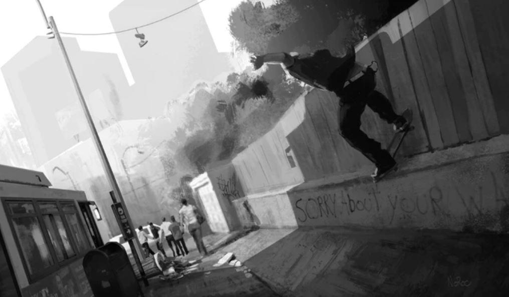 Симулятор скейтбординга Session выйдет на Xbox One в октябре в ранний доступ