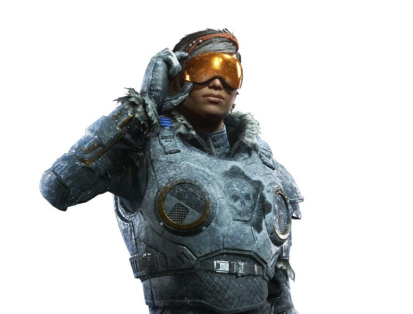 все пользователи оформившие предзаказ получат броню метели Кейт в Gears 5