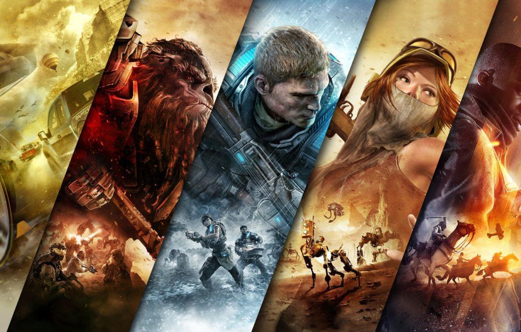 Эксклюзивы Xbox One