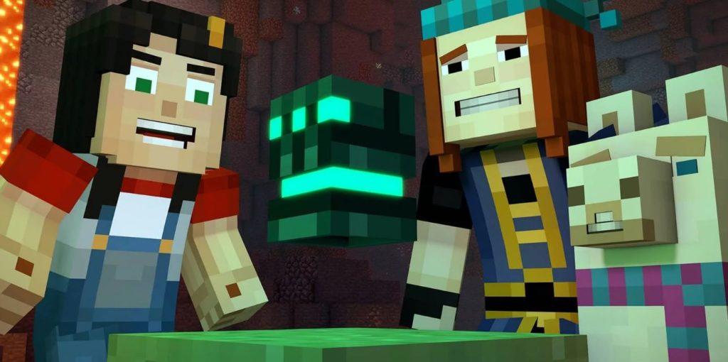Minecraft объявлен редактор персонажей
