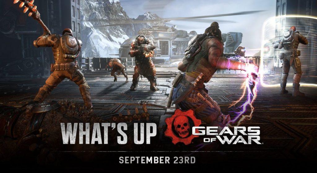 Новые карты снабжения, скины, анимации и добивания появятся в Gears 5 на этой неделе