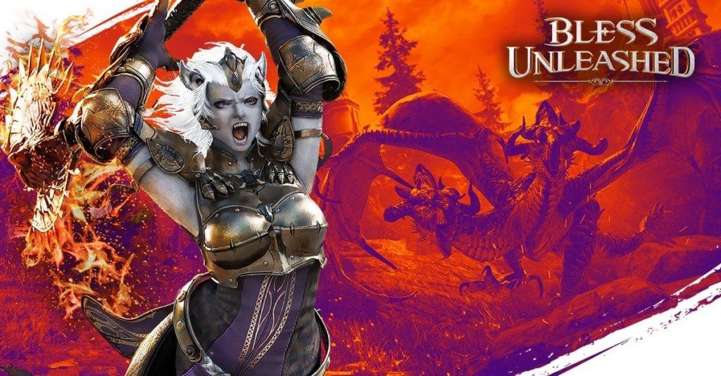 Открытая бета Bless Unleashed пройдёт на Xbox One в ноябре этого года