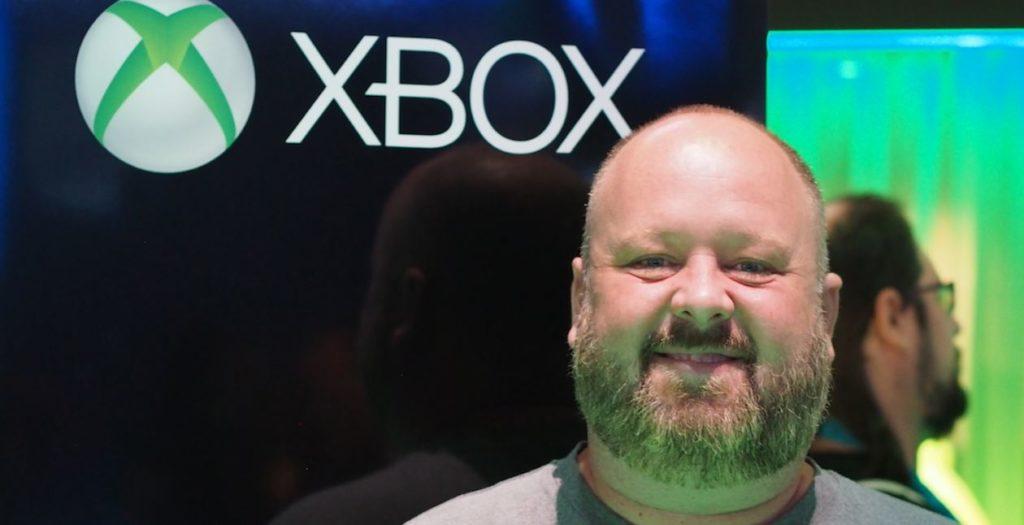 Руководитель отдела маркетинга Xbox Аарон Гринберг (Aaron Greenberg)