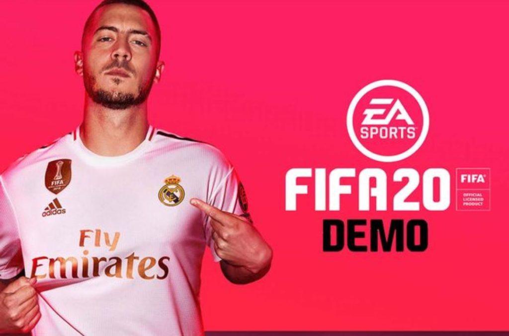 В Xbox Live вышла демоверсия FIFA 20