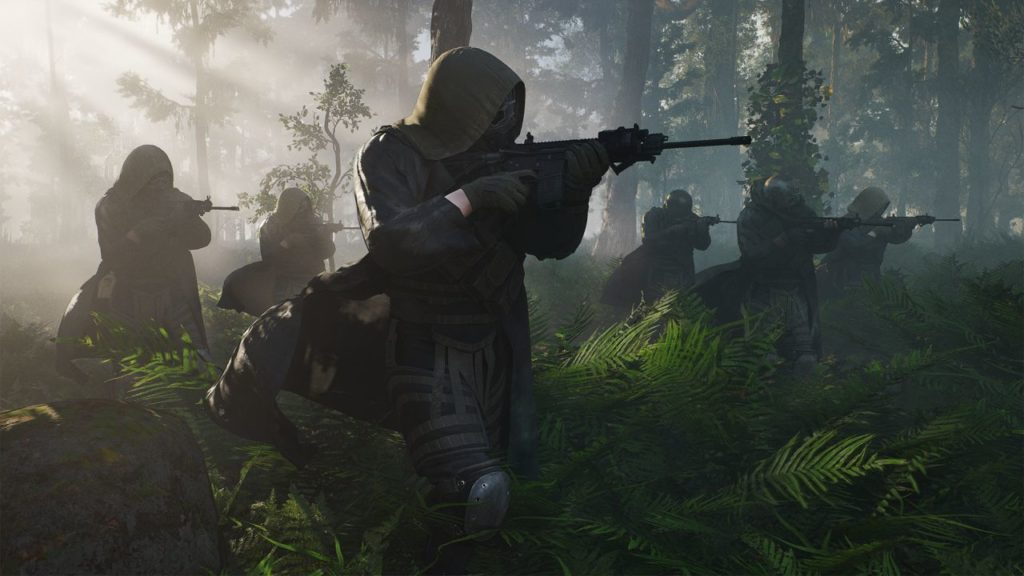 Ghost Recon Breakpoint для Xbox One X