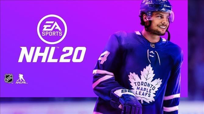 Бесплатные выходные NHL 20 в Xbox Live
