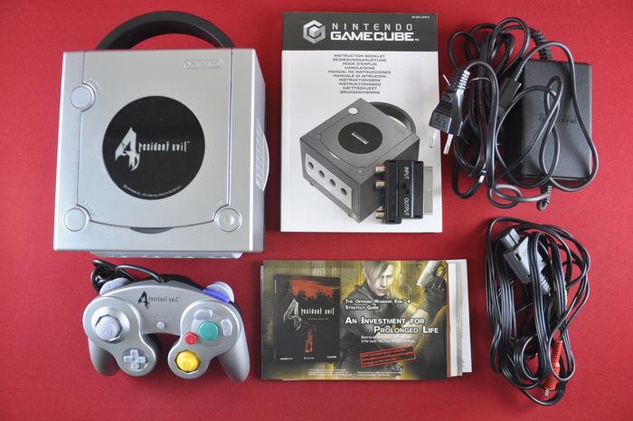 Nintendo GameCube - Resident Evil 4 Limited Edition