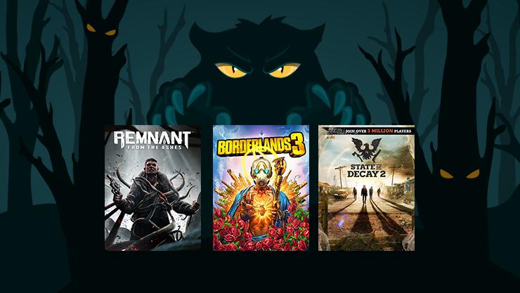 Распродажа Shocktober в Xbox Store продлится до 31 октября