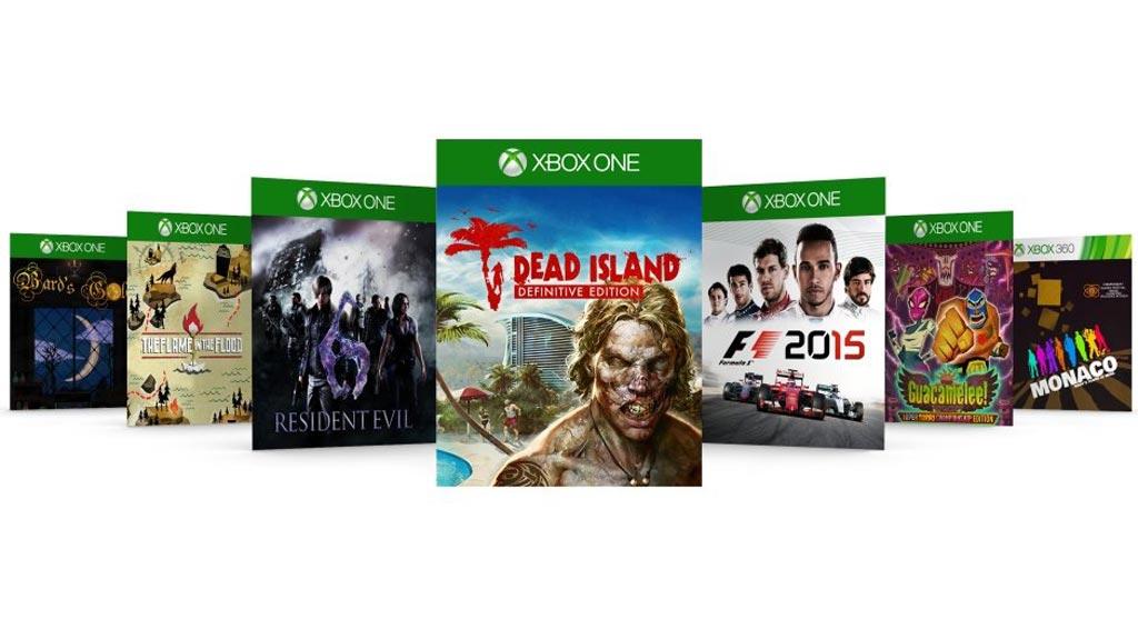 Xbox Game Pass июнь 2017 года