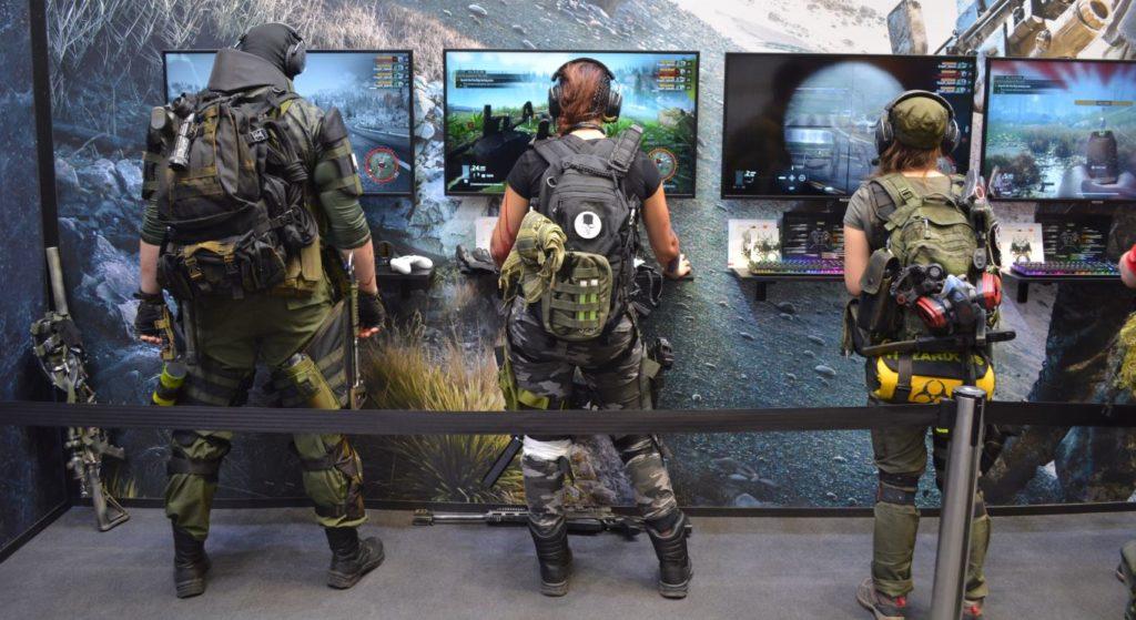 Xbox – Ubisoft с представленной 20-ти минутной демоверсии Tom Clancy's Ghost Recon Breakpoint
