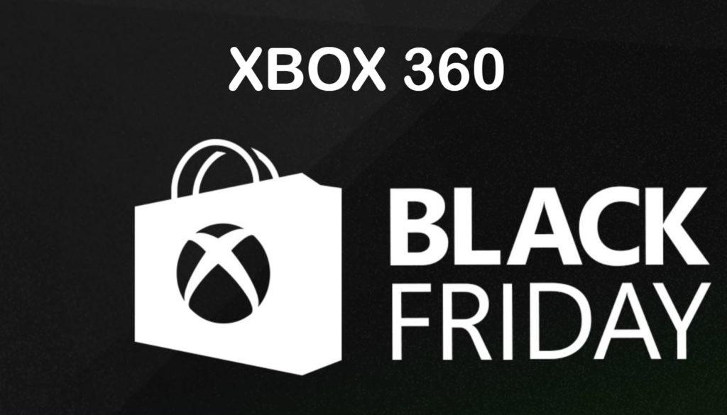Черная пятница 2019 Xbox 360