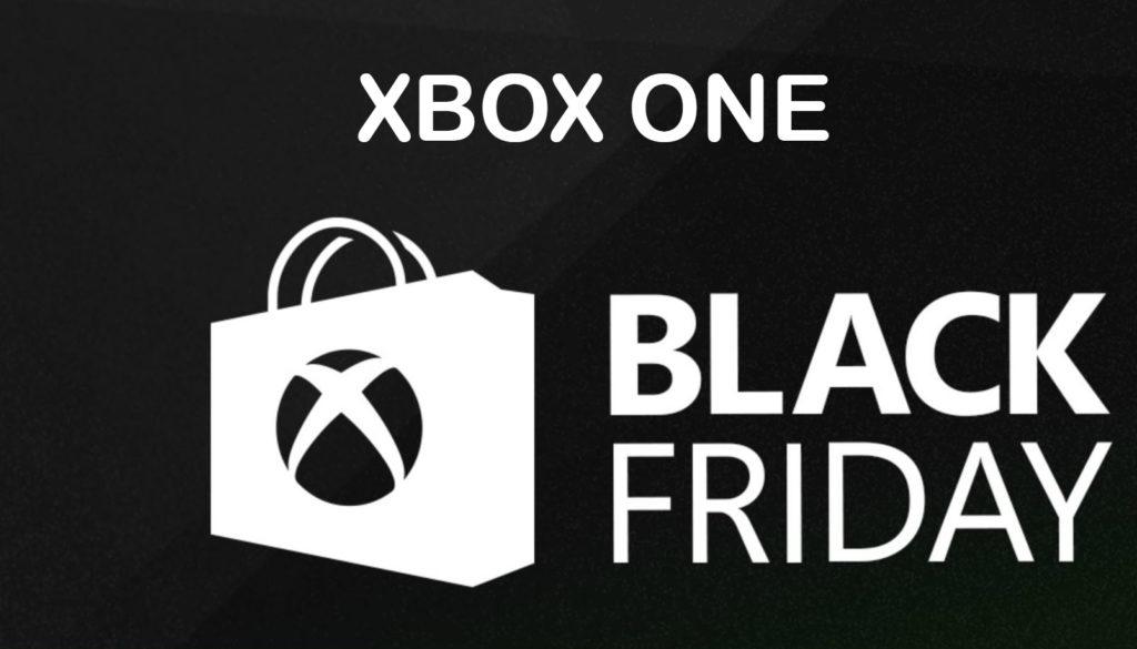 Черная пятница 2019 Xbox One