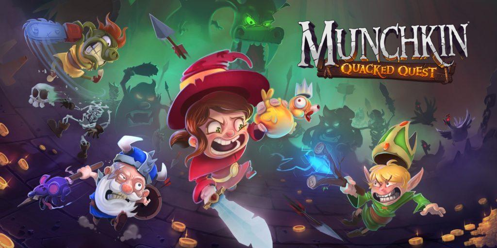 Munchkin: Quacked Quest теперь доступна подписчикам Xbox Game Pass