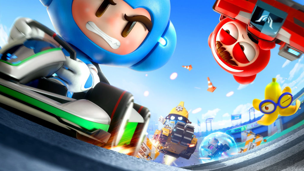 KartRider: Drift скоро на Xbox One
