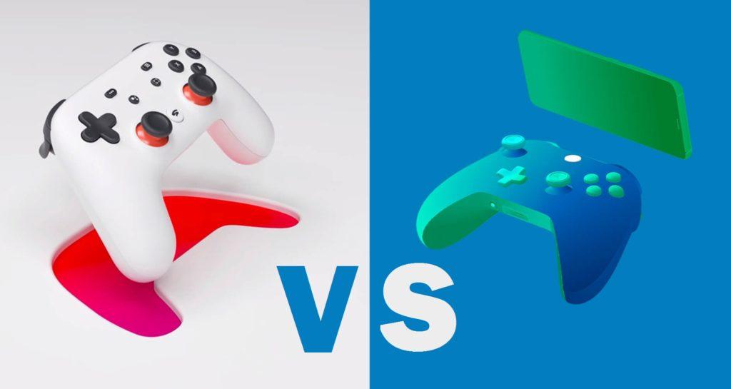 Stadia vs XclouD