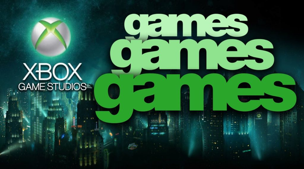 Xbox Game Studios Games