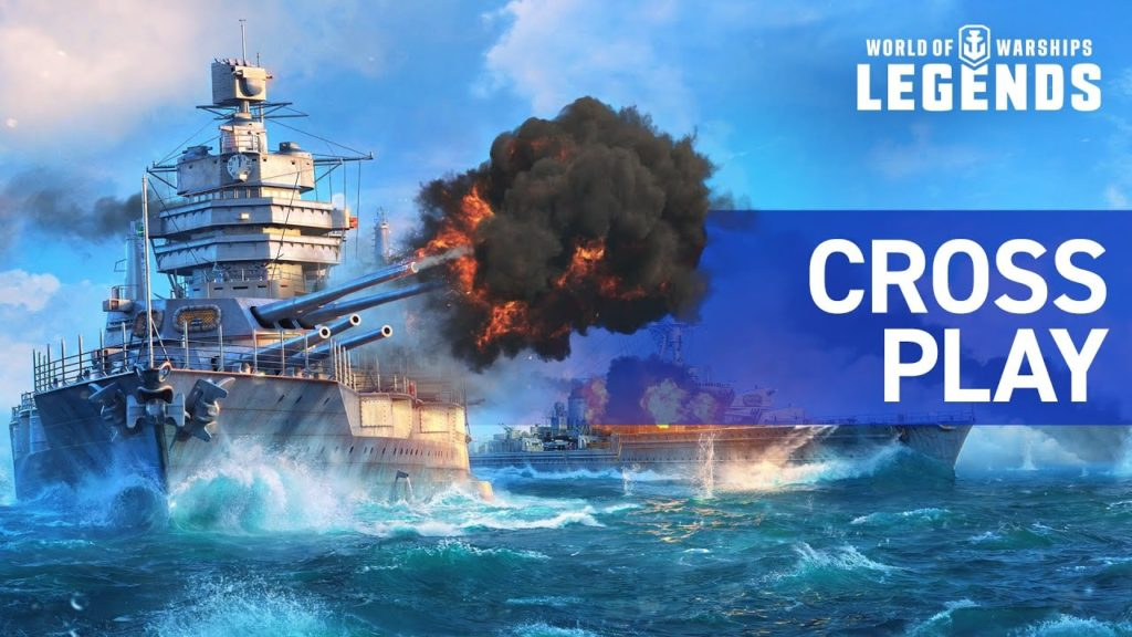 World of Warships: Legends получит кросс-плей между Xbox One и PS4