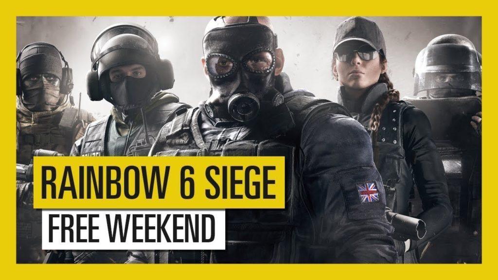 Free Play Days: Rainbow Six Siege