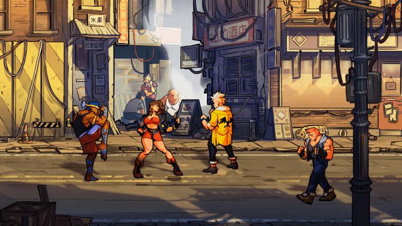 Streets of Rage 4 [DotEmu]