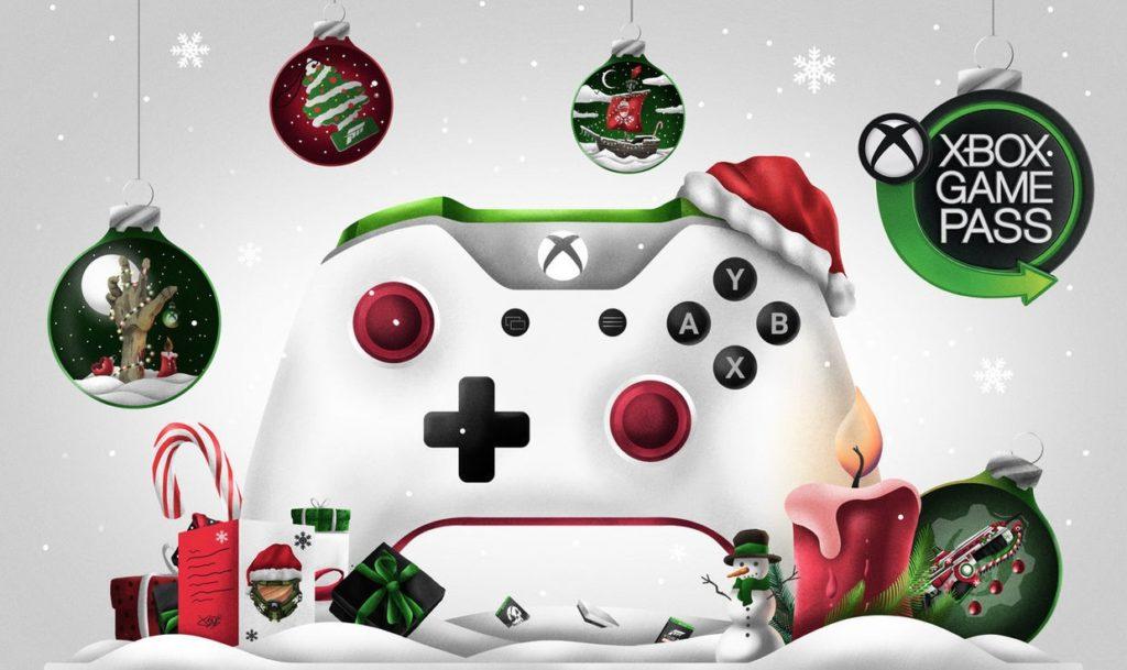 Новый Год Xbox