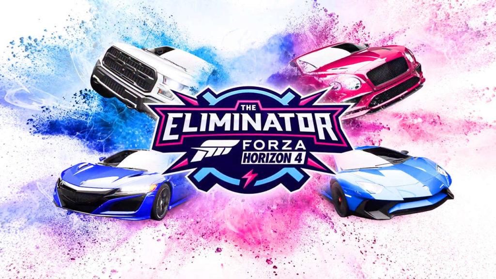 Королевская битва в Forza Horizon 4